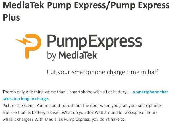 Pump Express Plus